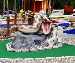 Copper Creek Mini Golf